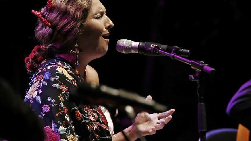 Estrella Morente clausura el Festival de Flamenco de Torrelodones