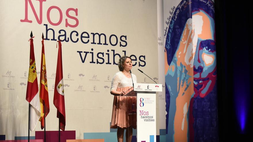 La directora del Instituto de la Mujer de Castilla-La Mancha, Araceli Martínez