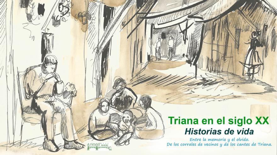 Portada de Triana en el siglo XX. Historias de vida