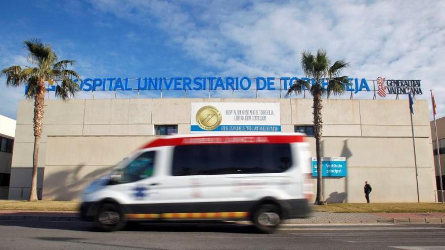 Descartan que la islandesa ingresada en Torrevieja sea un caso de coronavirus