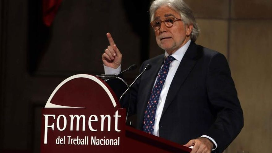 Josep Sánchez Llibre, nuevo presidente de Foment del Treball