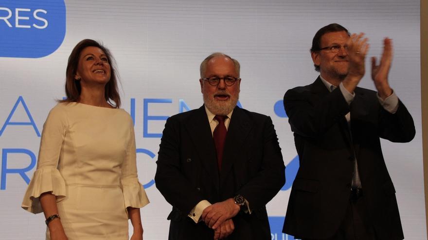 """Cañete sólo pagó la """"manutención"""" del encuentro privado que organizó a Cospedal y más invitados en un palacio de Doñana"""