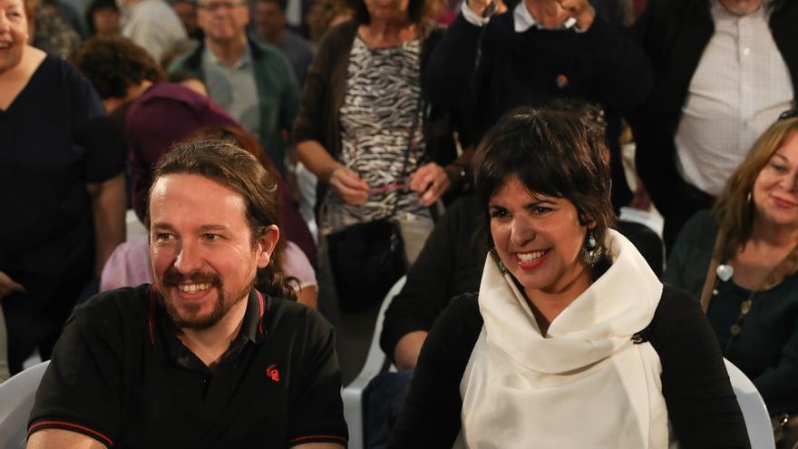 Iglesias cree que el objetivo de Sánchez es un pacto con el PP para aplicar los recortes que exija Bruselas