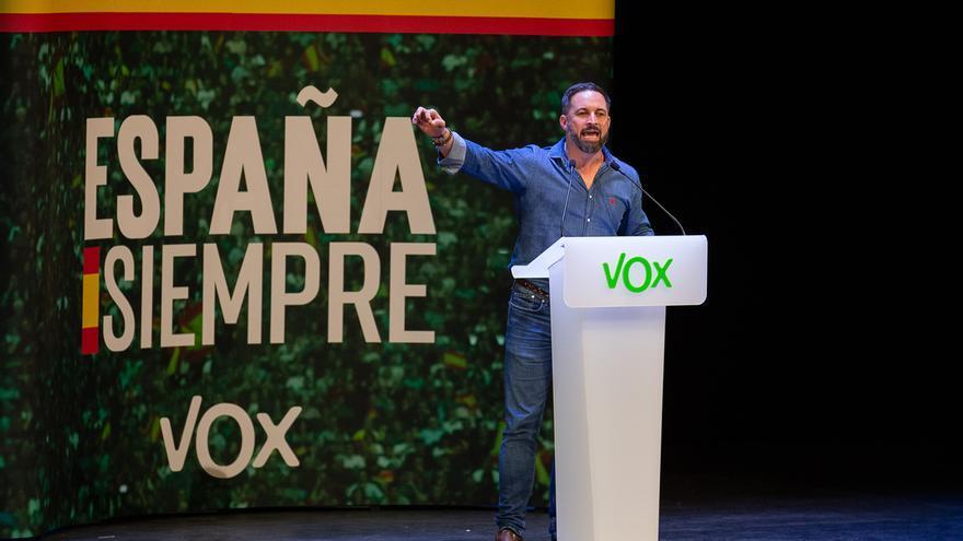 Vox solicita en el Congreso la declaración del estado de excepción en Cataluña para detener a Torra