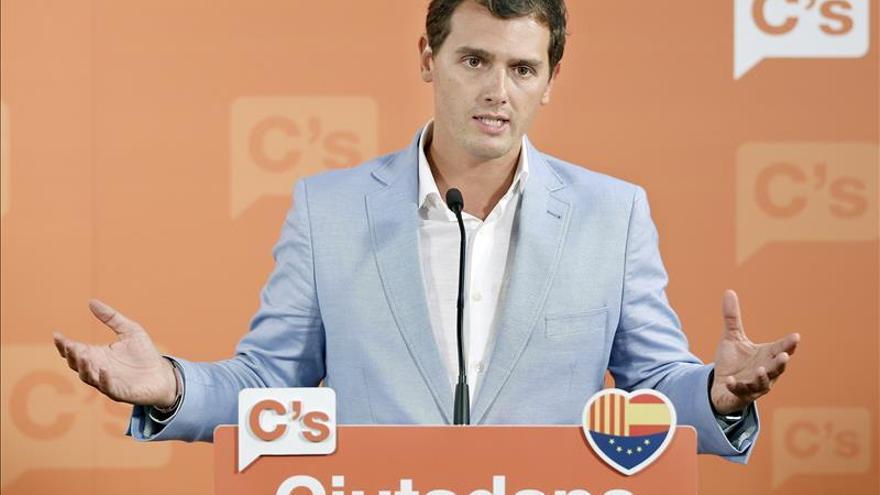 Ciudadanos propone que los miembros del Constitucional sean jueces de carrera