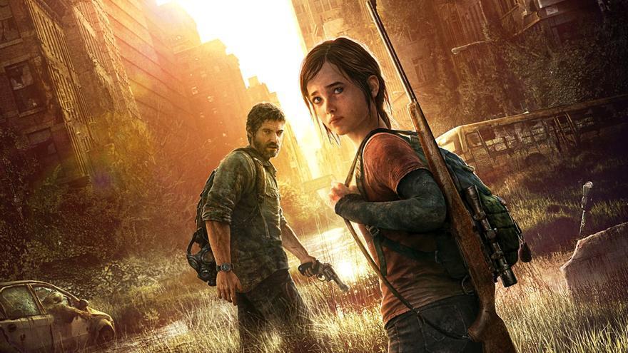 Escena del videojuego 'The last of us'