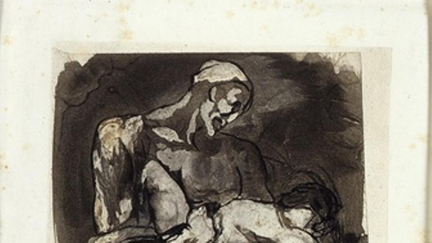 'Ugolin En Su Prisión'