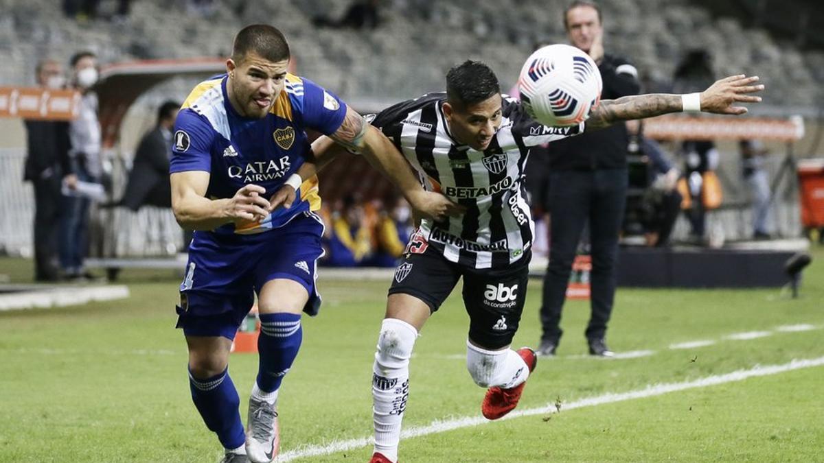 En un partido muy cerrado, otra vez Boca fue perjudicado y quedó eliminado de la Copa