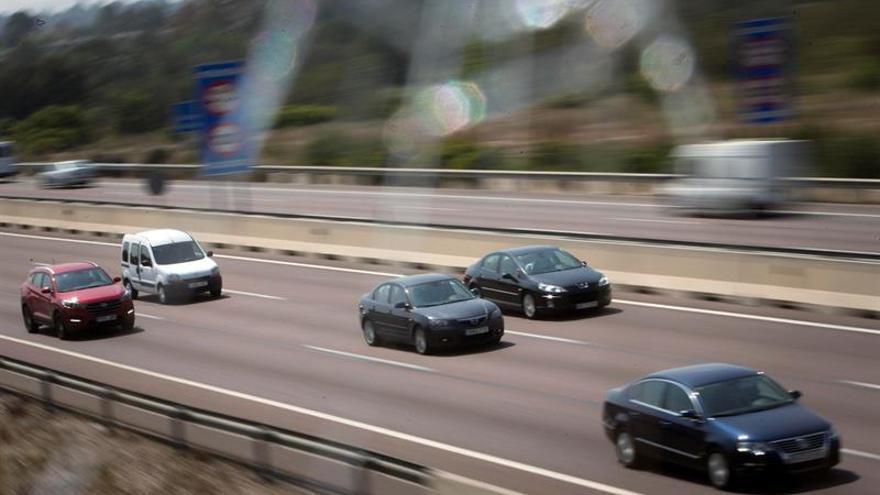Siete fallecidos en accidentes de tráfico durante el fin de semana