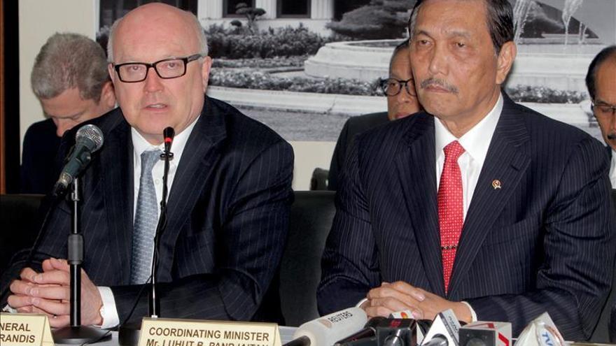 Australia alerta de que el EI busca expandirse y establecer califato en Indonesia