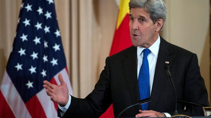 Kerry inicia una larga gira con la crisis de Siria y Libia como protagonistas