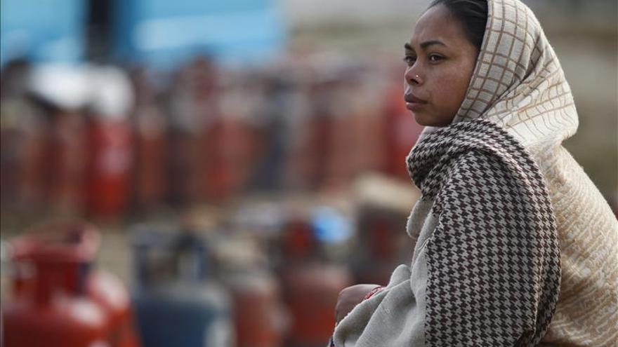 Unicef advierte de que más de tres millones de niños están en peligro en Nepal