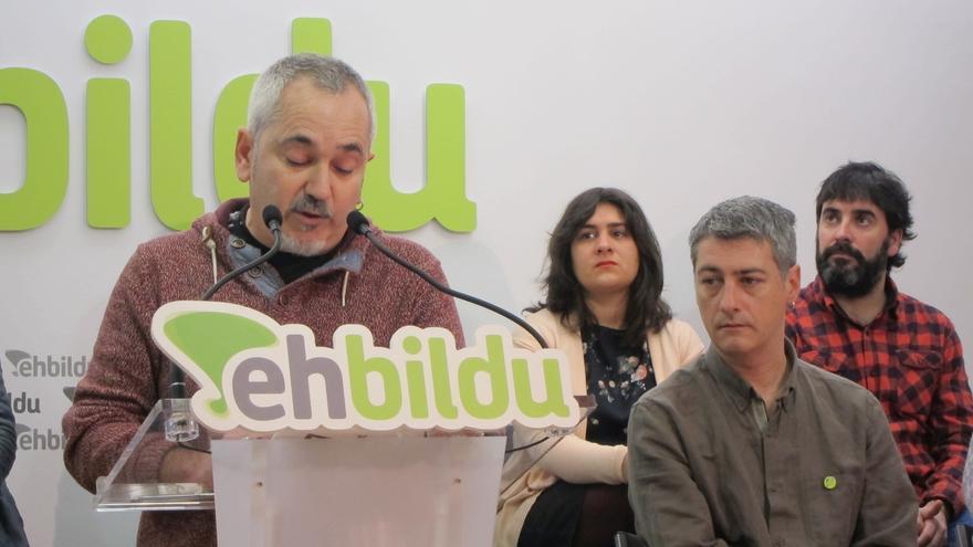 EH Bildu propone instaurar el Impuesto sobre la Riqueza y las Grandes Fortunas y reformar el Impuesto de Sociedades