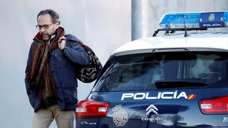 """""""El Bigotes"""" se acoge a su derecho a no declarar ante Les Corts Valencianes"""