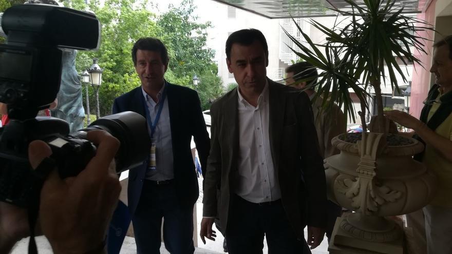 """Martínez-Maillo, al PP de Baleares: """"Lo estáis haciendo muy bien, la época de complicaciones está ampliamente superada"""""""
