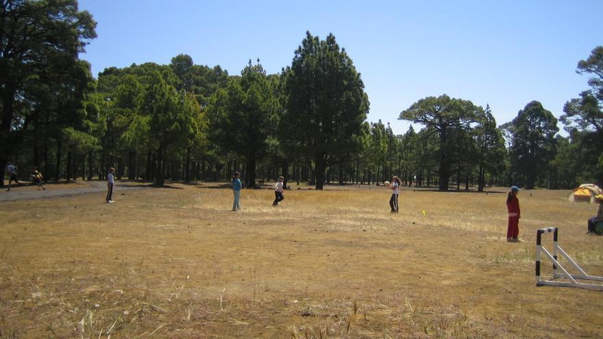 Hoya del Morcillo, El Hierro