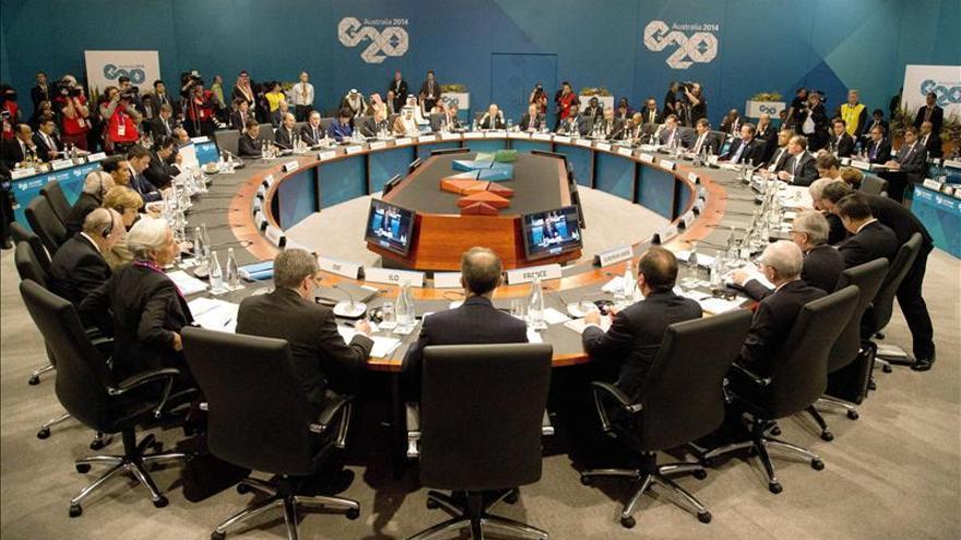 Ucrania ensombrece el inicio de la cumbre del G20 sobre crecimiento económico