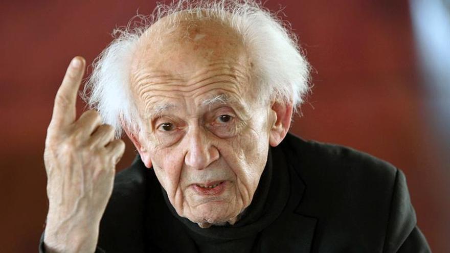 Muere el sociólogo polaco Zygmunt Bauman, premio Príncipe de Asturias en 2010