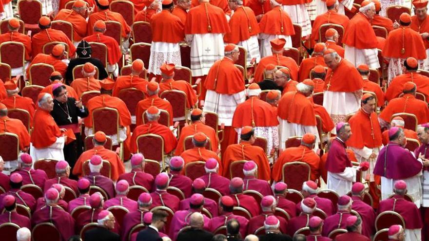 El papa crea cardenal al arzobispo de Tlalnepantla (México), Carlos Aguiar