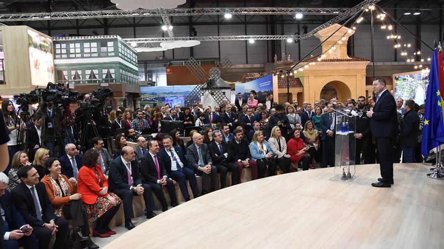 Castilla-La Mancha ha presentado su Plan Estratégico de Turismo (2020-2023) en FITUR