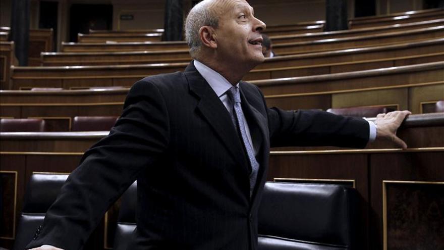 Wert: Ni amenazas de insumisión ni recursos al Constitucional me quitan el sueño
