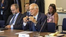 'Populares', socialdemócratas y liberales 'salvan' a Borrell de vender sus acciones de Bayer, Iberdrola y BBVA para ser comisario europeo