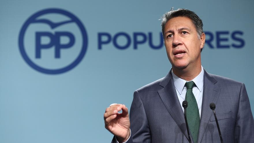 Albiol no se postulará para liderar el PP catalán si se presenta otra candidatura con apoyo