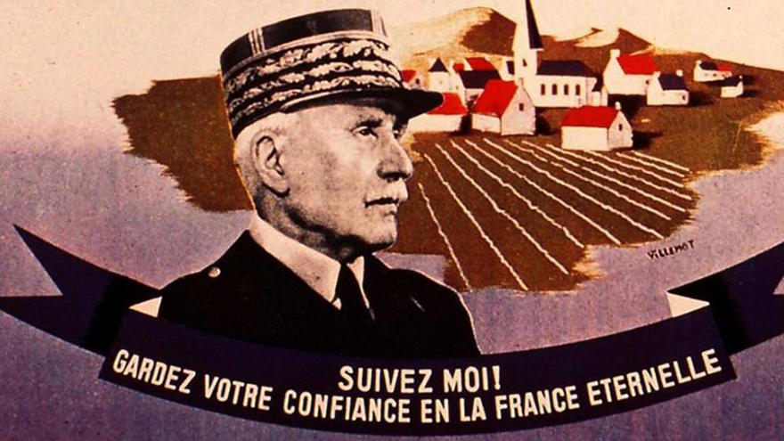 En defensa del Régimen de Vichy