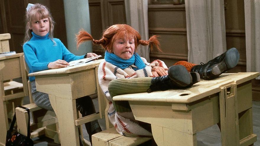 La creación de Astrid Lingren era una niña irreverente y simpática de 9 años