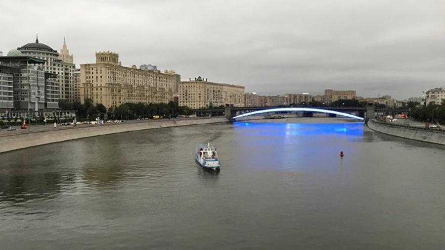 Moscú. Jordi Sabaté.