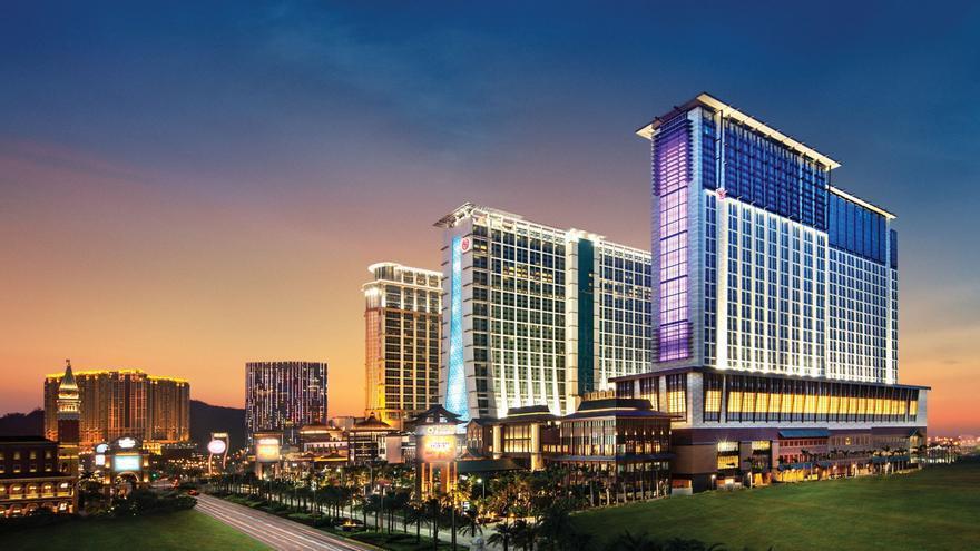 Adelson abre un nuevo hotel en Macao, el quinto de la zona