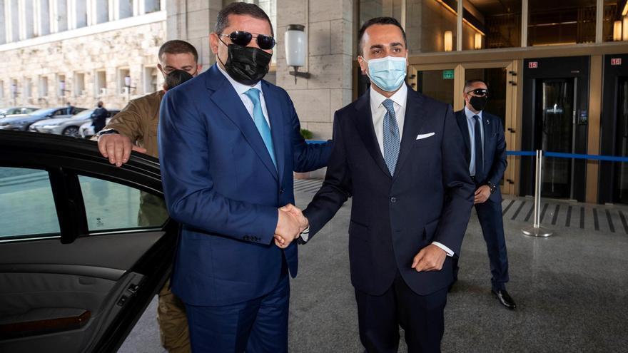 Libia pide apoyo empresarial a Italia para reconstruir el país