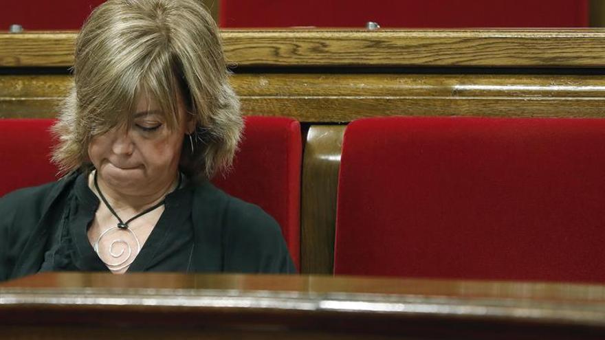 Consellera compara la querella de la Fiscalía con la persecución franquista