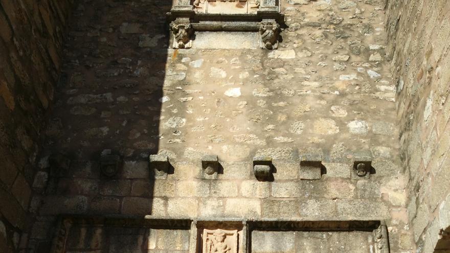 Iglesia de Santiago, Cáceres