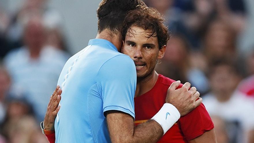 La derrota de Nadal manda en La 1 y da récord histórico a Teledeporte (24.9%)