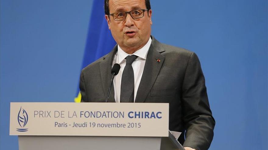 """Francia """"hará todo lo posible"""" con sus fuerzas en Mali para liberar a los rehenes"""