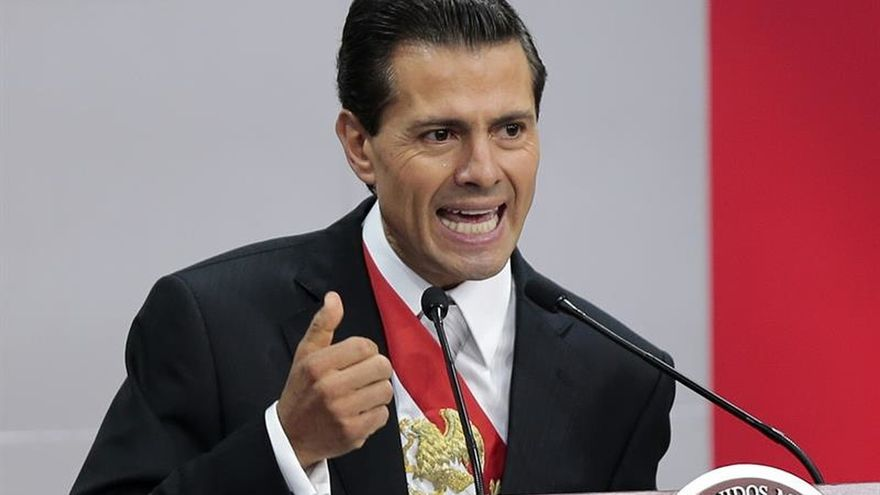 Peña Nieto en horas bajas se sube a ola mundial pro matrimonio homosexual