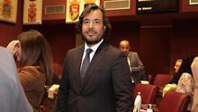 """Miguel Motas, consejero de Empleo: """"Si la situación sanitaria lo permite, el futuro es alentador en la Región de Murcia"""""""