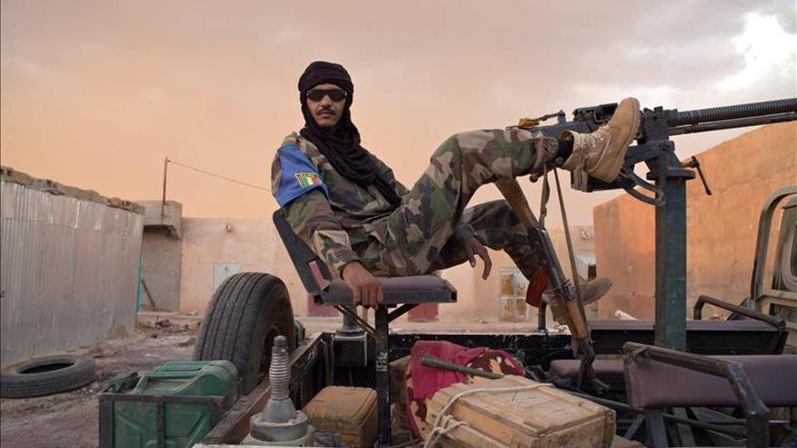 Separatistas tuareg toman Anefis tras la salida de sus rivales pro Bamako