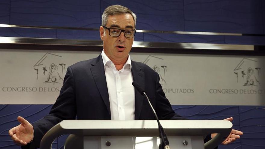 """Villegas ve """"normales"""" las reuniones entre el Gobierno y la Generalitat"""