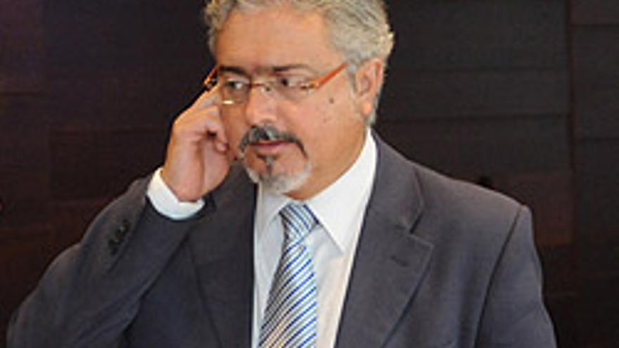 Martín Marrero, el denunciante.