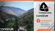 Campamento de Trail Running en Vallehermoso