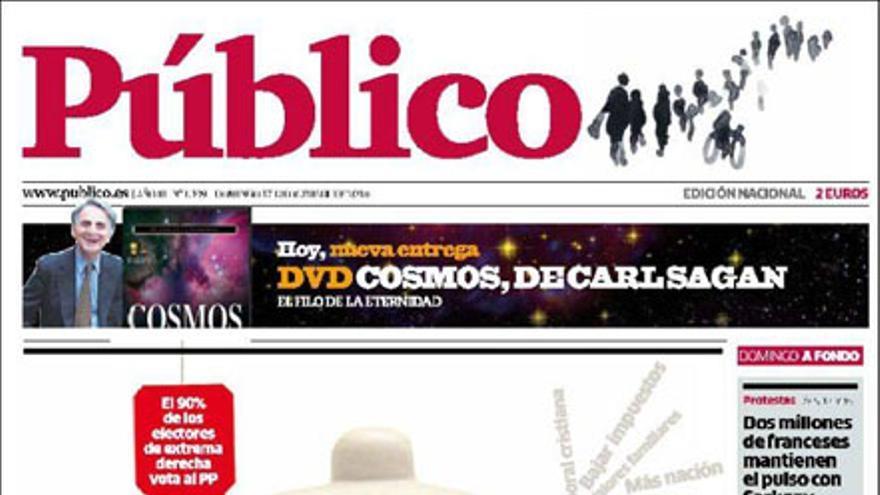 De las portadas del día (17/10/2010) #12