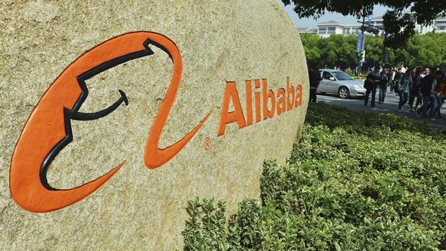Alibaba triplica el beneficio neto en su último año fiscal