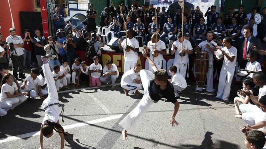 Brasil se compromete a preservar la capoeira tras ser convertida en patrimonio