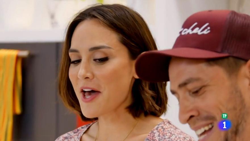 Tamara Falcó y Jesús Vidal en 'Donde viajan dos'