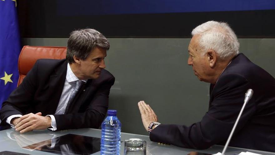 """Margallo ve """"prematuro"""" que la UE alcance acuerdo con Libia sobre inmigración"""
