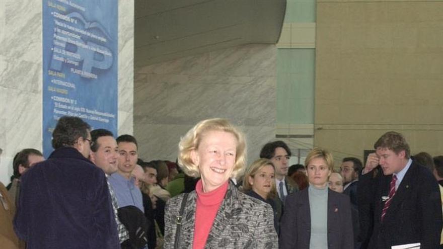 Muere la francesa Nicole Fontaine, expresidenta del Parlamento Europeo