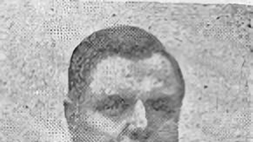 Retrato de Albert von Filek, El Día de Palencia, 12 de marzo de 1940