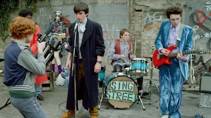 Fotograma de 'Sing the street'